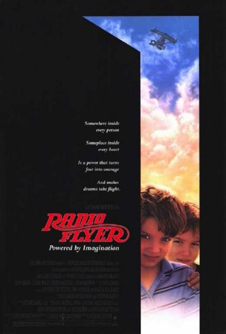 Radio Flyer (1992) poster