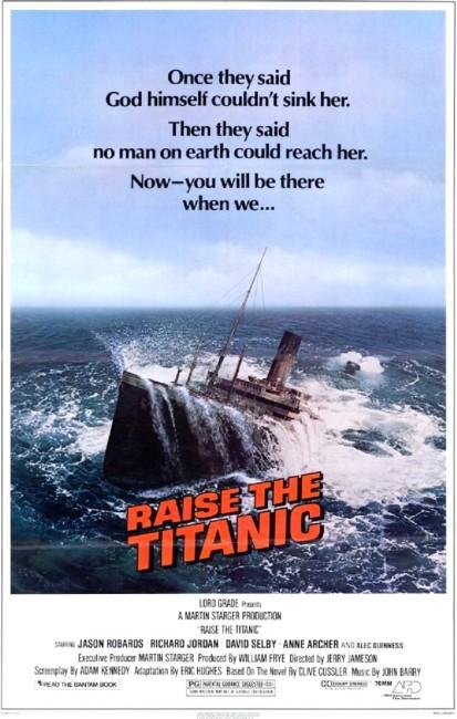 Raise the Titanic (1980) poster