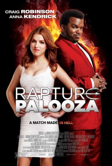 Rapture Palooza (2013) poster
