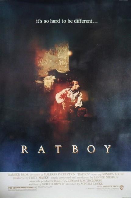 Ratboy (1986) poster