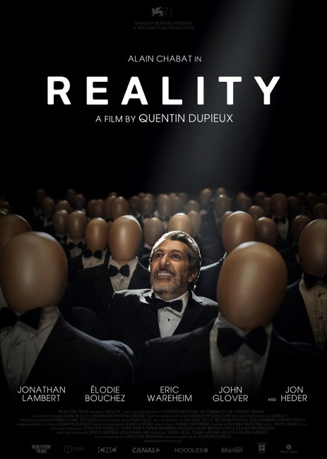 Reality (2014) poster
