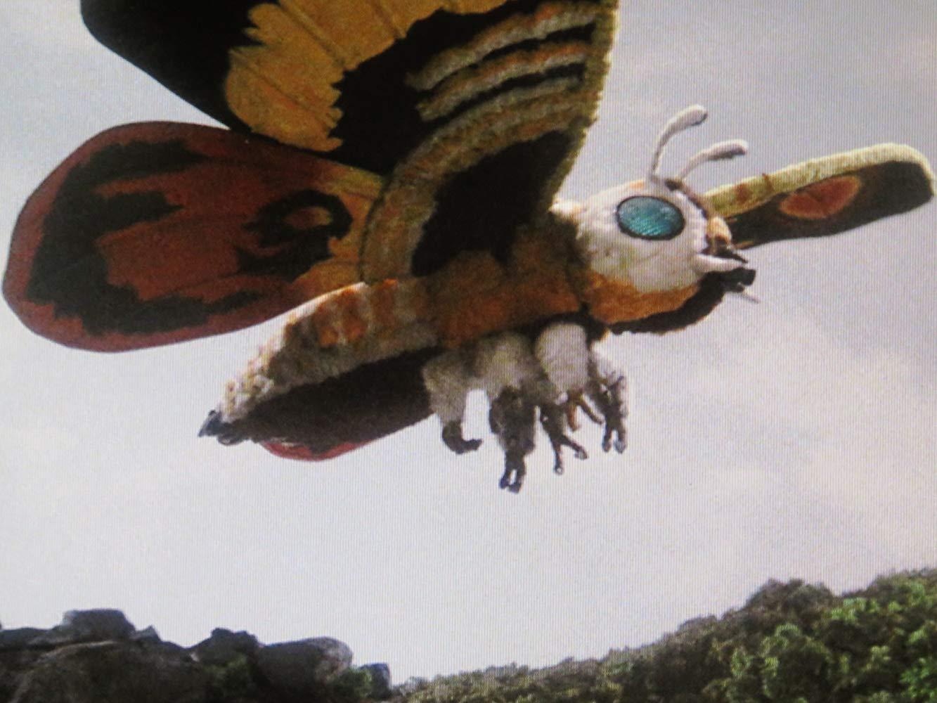 Rebirth of Mothra (1996) - Moria