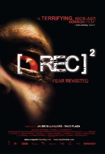 [Rec] 2 (2009) poster