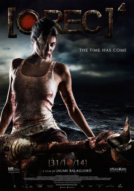 [Rec]4 Apocalypse (2014) poster