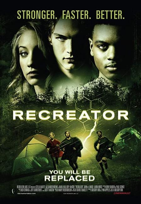 Recreator (2012) poster