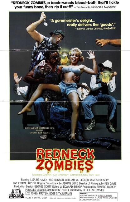 Redneck Zombies (1989) poster
