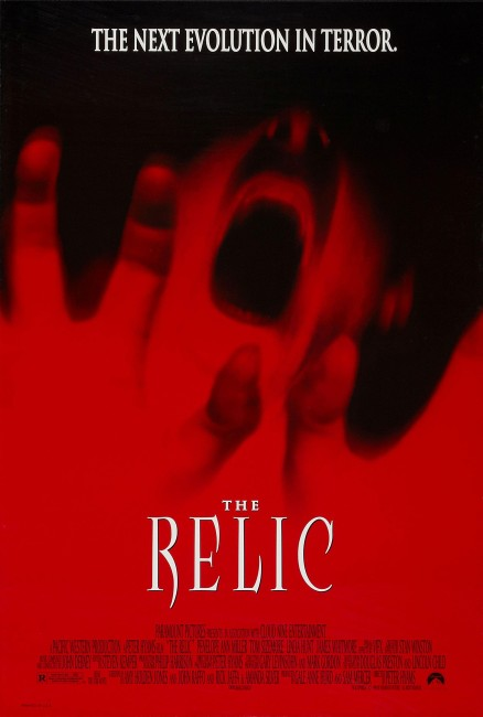 The Relic (1997) poster