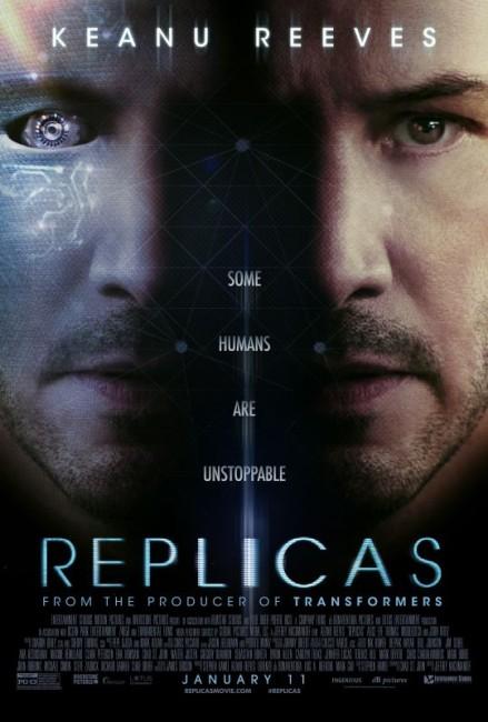 Replicas (2018) poster