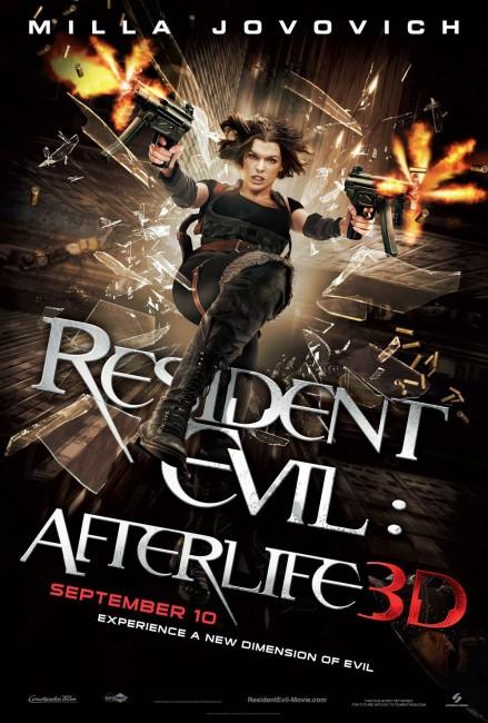 Resident Evil: Afterlife (2010) poster