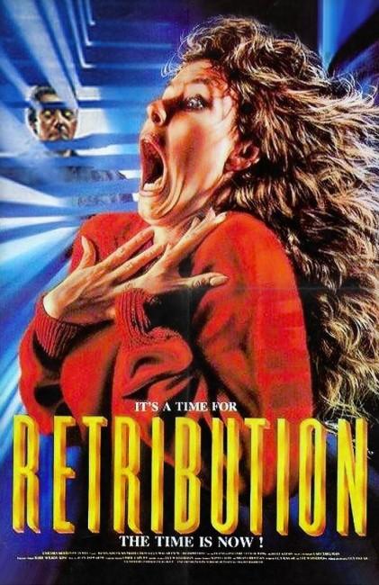 Retribution (1987) poster