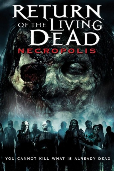 Return of the Living Dead Necropolis (2005) poster