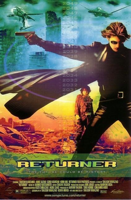 Returner (2002) poster