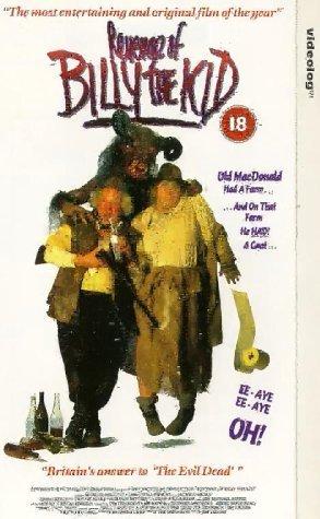 Revenge of Billy the Kid (1992) poster