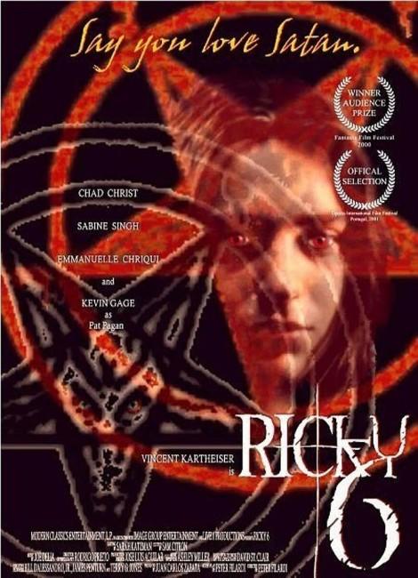 Ricky 6 (2000) poster