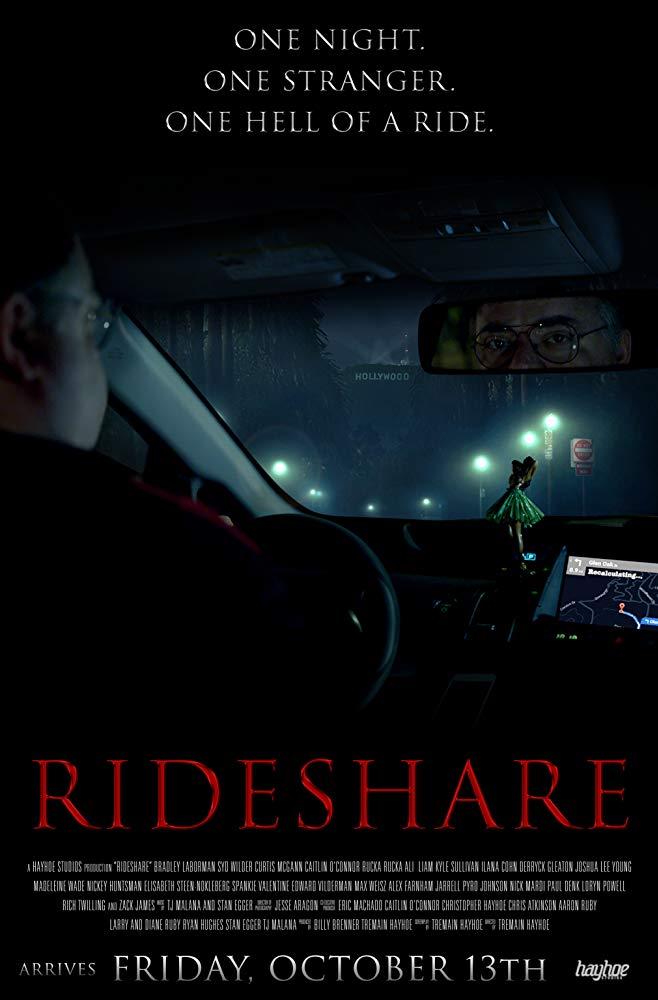 Rideshare (2018) poster
