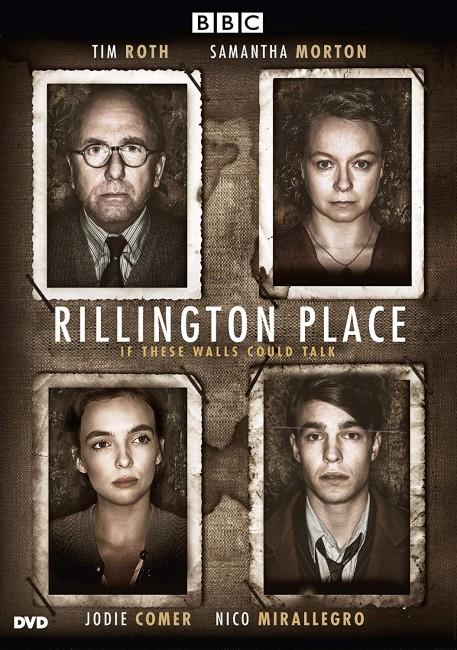 Rillington Place (2016) poster