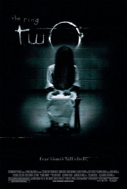 The Ring Two (2005) poster
