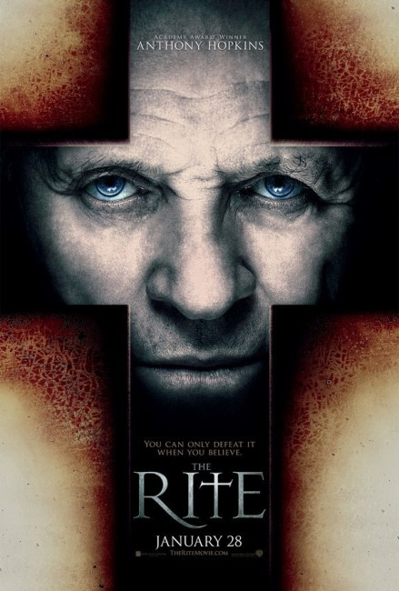 The Rite (2011) poster