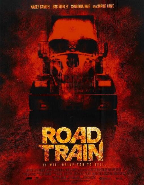 Road Train (2010) poster