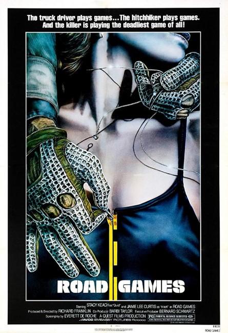 Roadgames (1981) poster