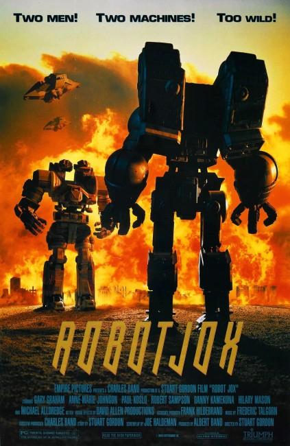 Robot Jox (1990) poster