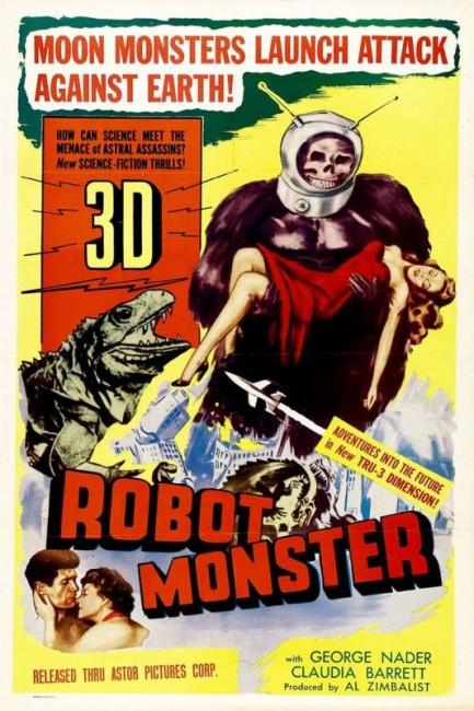 Robot Monster (1953) poster