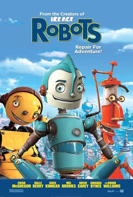 Robots (2005) poster