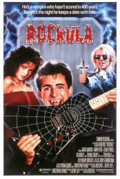 Rockula (1990) poster