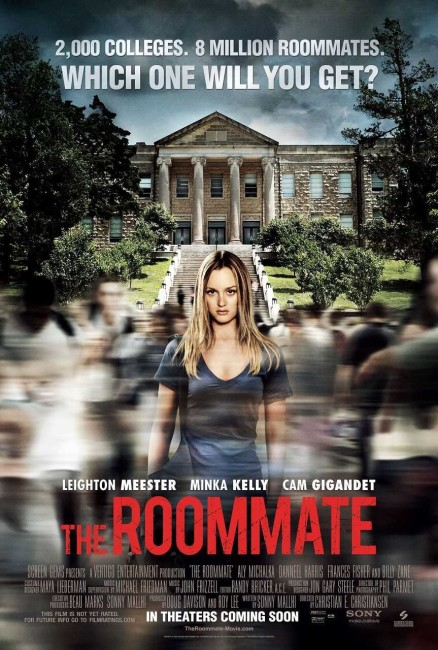 The Roommate (2011) poster