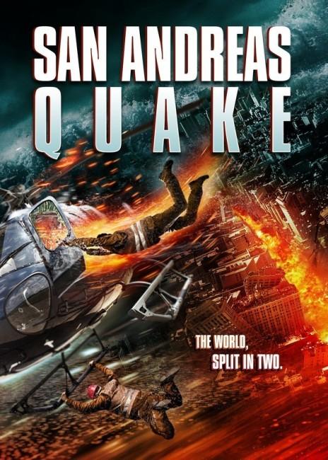 San Andreas Quake (2015) poster