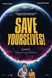 Save Yourselves! (2020) poster
