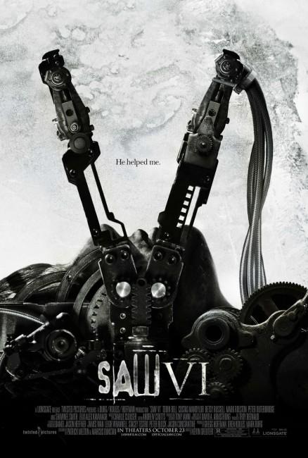 Saw VI (2009) poster