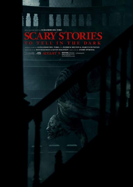 Scary Stories to Tell in the Dark (2019) poster