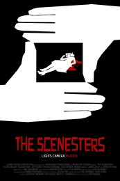 The Scenesters (2009) poster