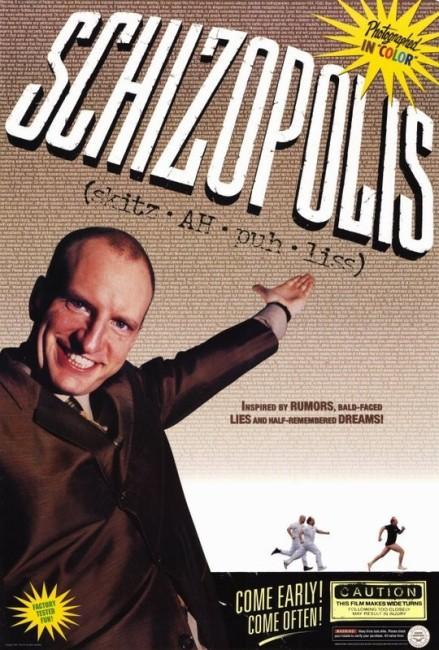 Schizopolis (1996) poster