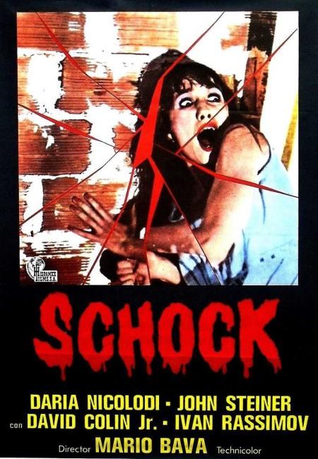Schock (1977) poster