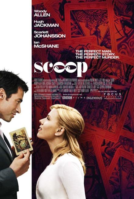 Scoop (2006) poster