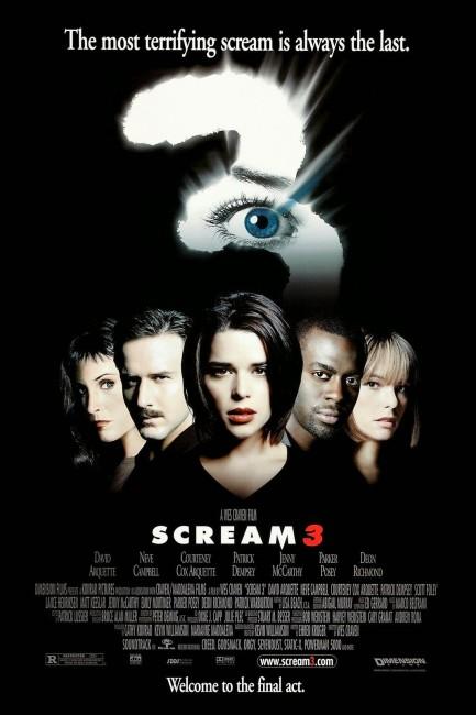 Scream 3 (2000) poster