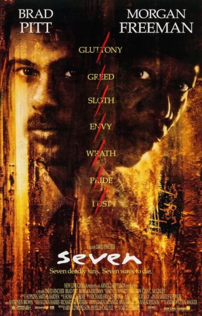 Se7en (1995) poster