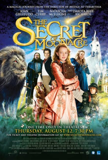 The Secret of Moonacre (2008) poster
