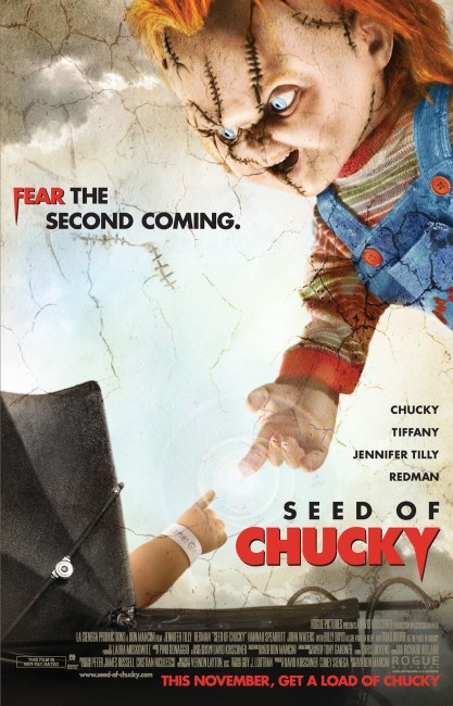 Seed of Chucky (2004) poster