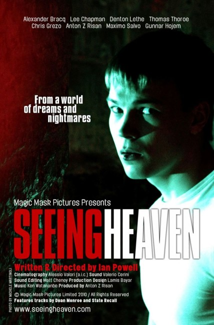 Seeing Heaven (2010) poster