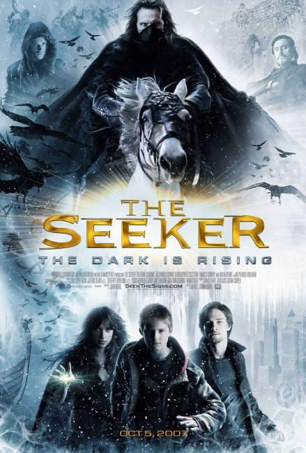 The Seeker: The Dark is Rising (2007) poster