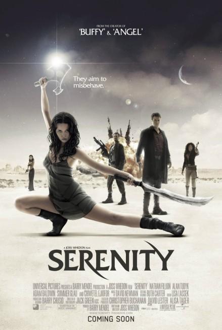 Serenity (2005) poster