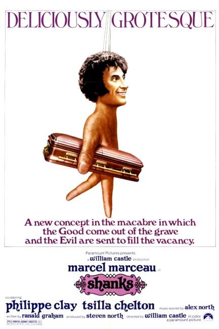 Shanks (1974) poster