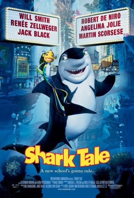 Shark Tale (2004) poster