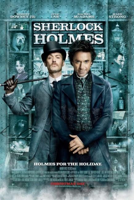 Sherlock Holmes (2009) poster