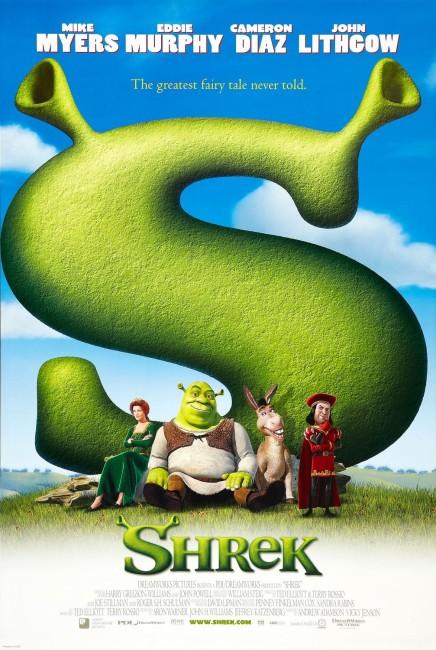 Shrek (2001) poster