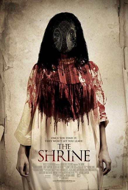 The Shrine (2010) poster