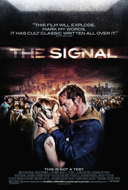 The Signal (2007) poster